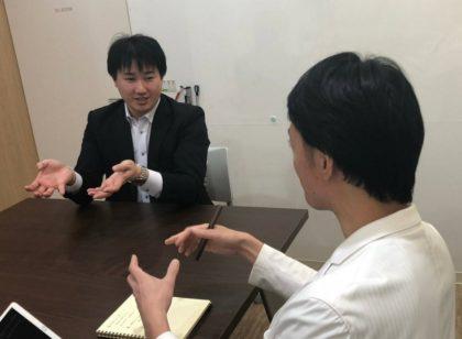 AQURAS塾長の村上浩司と福田真
